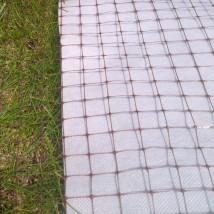 Extra starkes Maulwurfnetz 2 x 200m